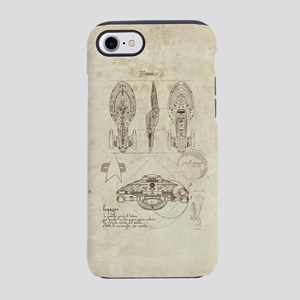 Da Vinci Voyager Iphone 7 Tough Case
