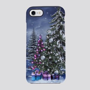 Christmas Landscape iPhone 7 Tough Case