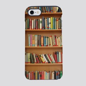 Bookshelf Books iPhone 7 Tough Case