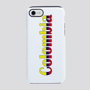 Colombia Logo iPhone 7 Tough Case
