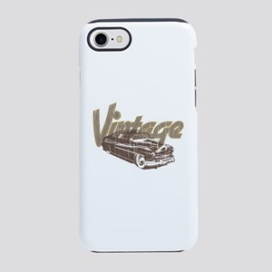 Vintage Car iPhone 7 Tough Case