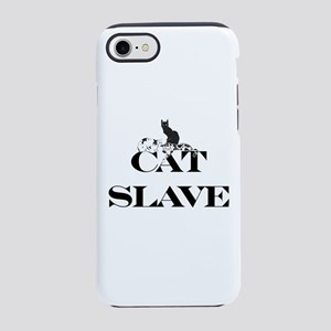 Cat Slave iPhone 7 Tough Case