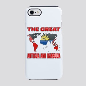 The Great Antigua Designs iPhone 8/7 Tough Case