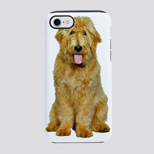 fc235d62 Goldendoodle Photo iPhone 8/7 Tough Case