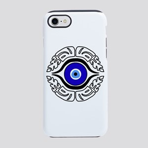 EVIL EYE_HAMASA iPhone 7 Tough Case