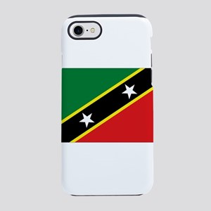 St kitts nevis iPhone 8/7 Tough Case