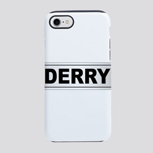 Derry City Nameplate iPhone 8/7 Tough Case