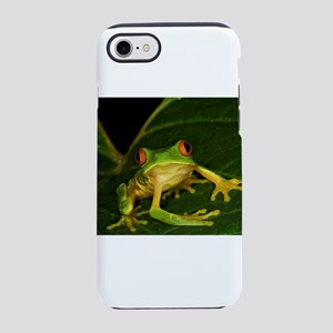 Red-eyed Leaf Frog iPhone 8/7 Tough Case