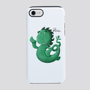 Wee Nessie Loch Ness Monster iPhone 8/7 Tough Case