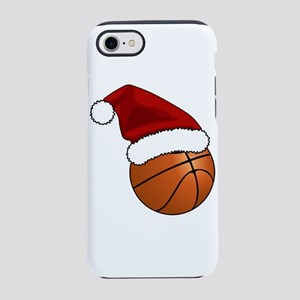 Christmas Basketball iPhone 7 Tough Case
