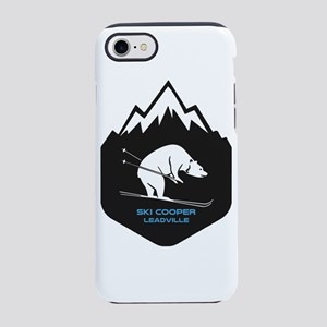 Ski Cooper - Leadville - C iPhone 8/7 Tough Case