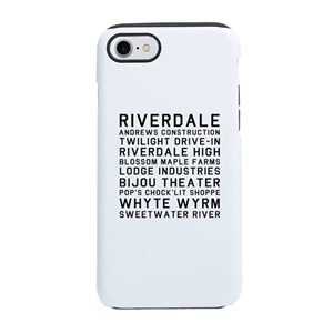 new york 9c2cc ea033 Riverdale Places iPhone 8/7 Tough Case