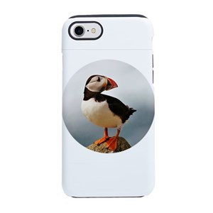 Puffin iPhone 8/7 Tough Case