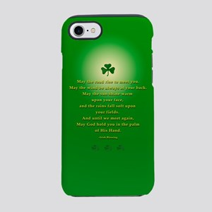 Irish Blessing-21 iPhone 8/7 Tough Case
