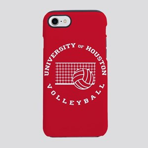 University of Houston Volley iPhone 8/7 Tough Case