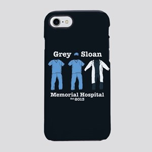 Grey Sloan Hospital Est.2013 iPhone 7 Tough Case