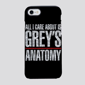 Grey's All I Care About iPhone 8/7 Tough Case