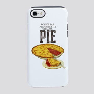 I Can't Eat Another Bite iPhone 8/7 Tough Case