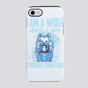 Wolf Of Fear Gift iPhone 8/7 Tough Case