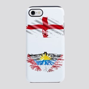 English Grown With Antiguan iPhone 8/7 Tough Case