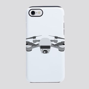 BadgeWork Drone Spark iPhone 8/7 Tough Case