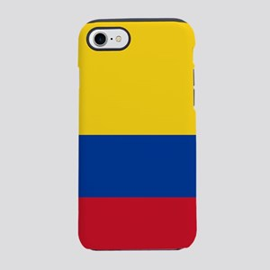 Flag of Colombia iPhone 7 Tough Case