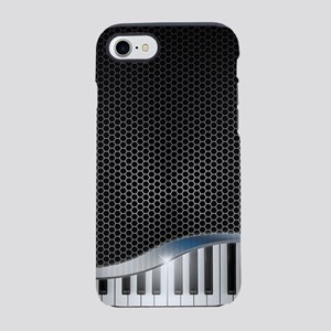 Modern Keyboard iPhone 7 Tough Case
