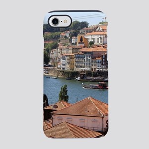 Porto, Portugal, from the roof iPhone 7 Tough Case