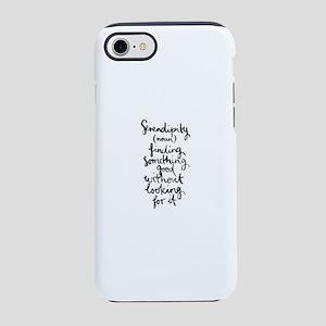 Serendipity iPhone 8/7 Tough Case