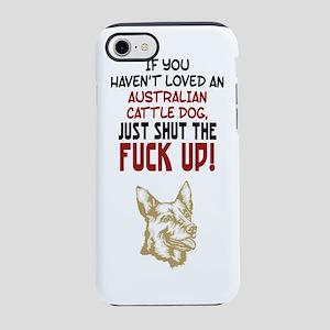 Australian Cattle DogF iPhone 7 Tough Case