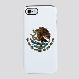 Mexican Coat of Arms iPhone 7 Tough Case