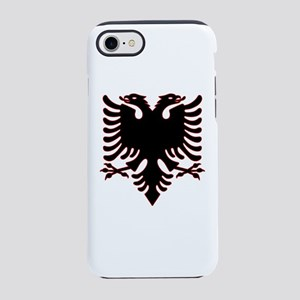 Albanian Eagle iPhone 7 Tough Case