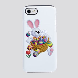 Easter Bunny With Basket Of Iphone 8/7 Tough Case