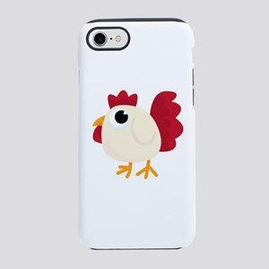 Funny White Chicken Iphone 8/7 Tough Case