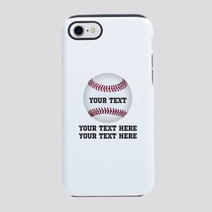 Baseball iPhone 8/7 Tough Case
