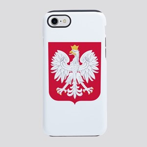Poland Coat of Arms iPhone 8/7 Tough Case