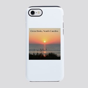 Outer Banks Sunrise iPhone 7 Tough Case