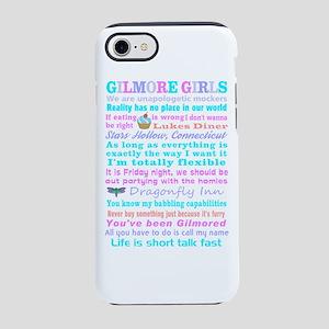 Gilmore Girls iPhone 7 Tough Case