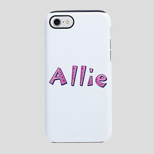 Allie Pink Giraffe iPhone 7 Tough Case