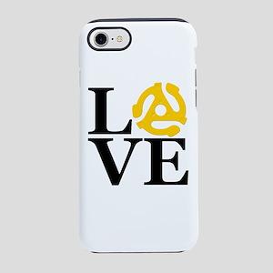 LOVE Vinyl iPhone 8/7 Tough Case