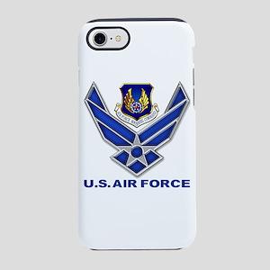 Air Material Command Logo Iphone 7 Tough Case