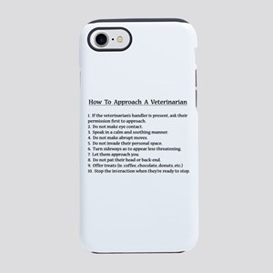 Approaching A Veterinarian iPhone 7 Tough Case