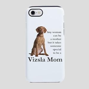 Vizsla Mom iPhone 7 Tough Case