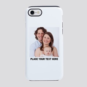 Photo Text Personalized iPhone 8/7 Tough Case