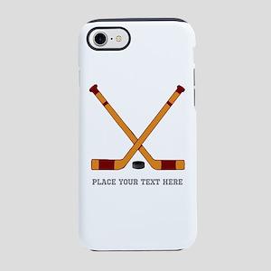 Ice Hockey Customized iPhone 7 Tough Case