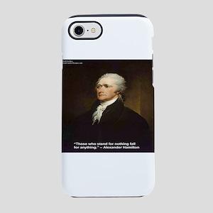 Alexander Hamilton & Fall For Iphone 7 Tough C