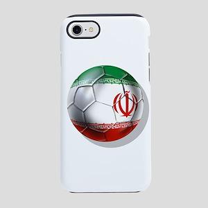 Iran Soccer Ball iPhone 8/7 Tough Case