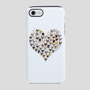 Chicken Heart Iphone 8/7 Tough Case