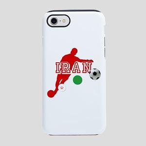Iran Football Player iPhone 8/7 Tough Case