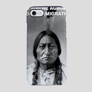 illegal immigration iPhone 7 Tough Case